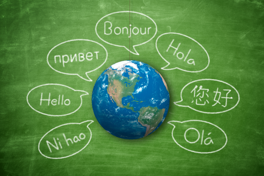 language barriers The influx of hispanics into the midwest and south is creating a language barrier in many communities, forcing changes in how governments provide services and the way businesses attract workers .