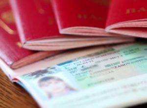 valid visa